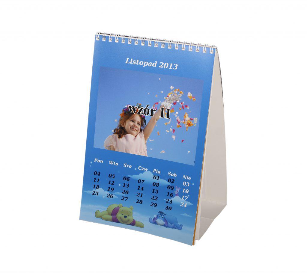 Kalendarz biurkowy 15x23cm